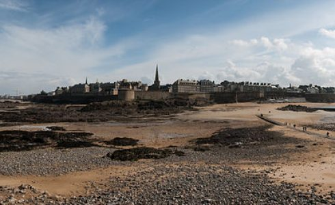 Location Saint-Malo